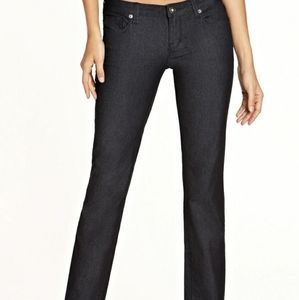Guess | Dark Blue Rinse Straight Grace Fit Jeans